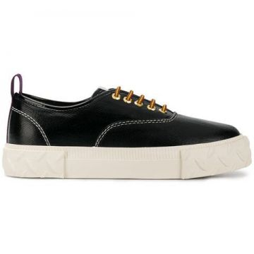Flatform Lace-up Sneakers - Eytys