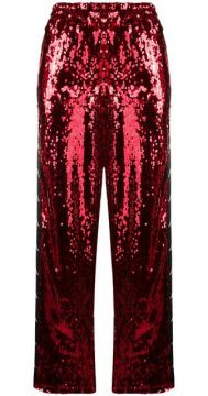 Faith Connexion X Kappa Sequin Trousers