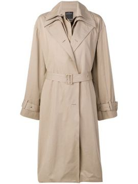 Layered Trench Coat - Rokh