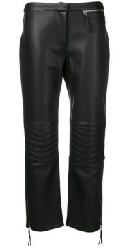 Virana Leather Trousers - By Malene Birger