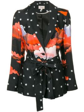 Blazer Estampado - Temperley London
