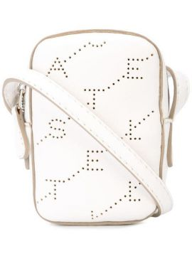 Perforated Logo Shoulder Bag - Stella Mccartney