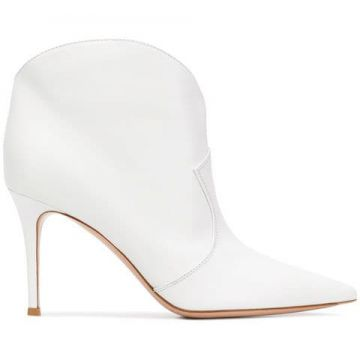 Pointed Ankle Boots - Gianvito Rossi