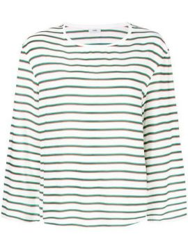Striped Top - Closed