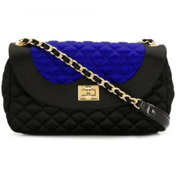 Quilted Crossbody Bag - Moschino