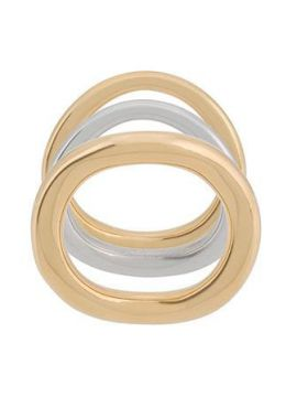 Wave Set Of Three Rings - Charlotte Chesnais