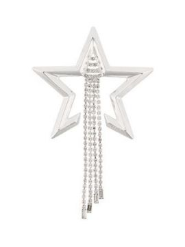 Star Drapped Brooch - Coup De Coeur