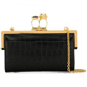 Knuckle Duster Clutch - Alexander Mcqueen
