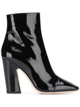 Mirren 100 Ankle Boots - Jimmy Choo