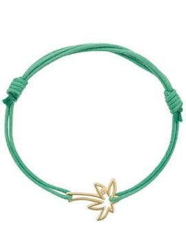 Palm Tree Cord Bracelet - Aliita