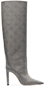 Mavis 100 Knee Boots - Jimmy Choo