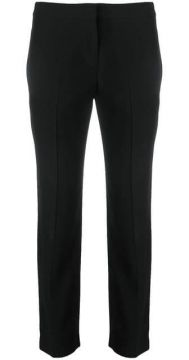 Cropped Tailored Trousers - Alexander Mcqueen