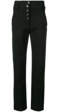 High-waisted Trousers - Carven