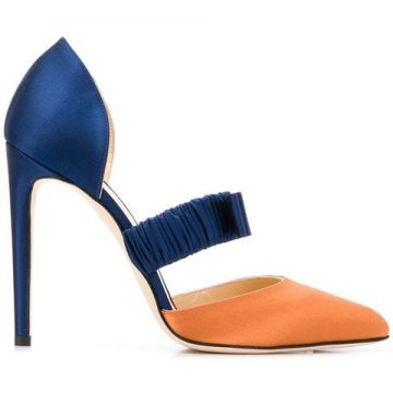 Lily Colour-block Pumps - Chloe Gosselin