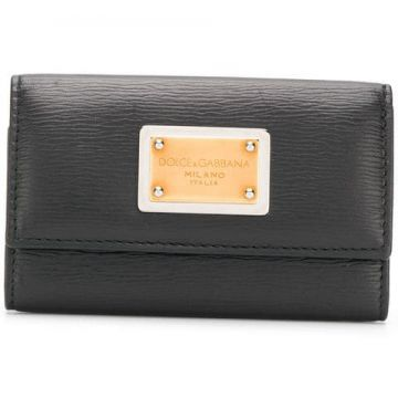 Logo Plaque Key Wallet - Dolce & Gabbana