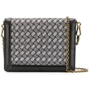 Montebello Cross Body Bag - Bottega Veneta