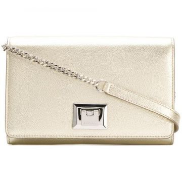 Grainy Cross-body Bag - Jimmy Choo