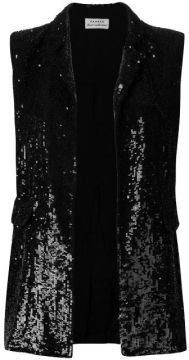 Embellished Fitted Waistcoat - P.a.r.o.s.h.