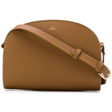 Rounded Crossbody Bag - A.p.c.