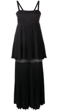 Nightfall Pleated Dress - Atu Body Couture