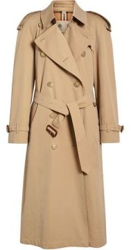 The Long Westminster Heritage Trench Coat - Burberry
