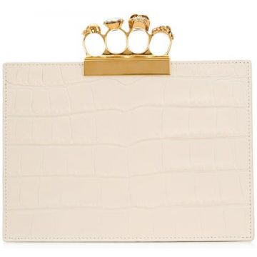 Knuckle Clutch - Alexander Mcqueen