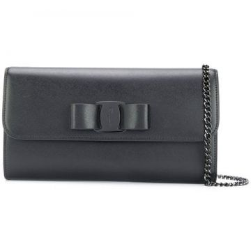 Vara Flap Bag - Salvatore Ferragamo
