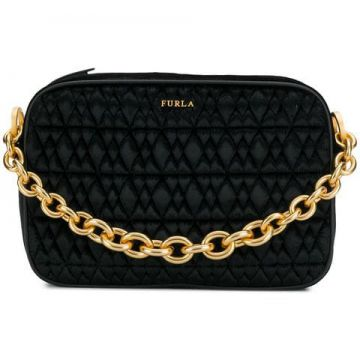Chain Embellished Cross-body Bag - Furla