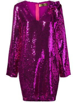Sequinned Dress - Msgm