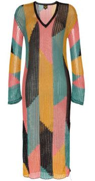 Serreno Cotton Kaftan Dress - A Peace Treaty