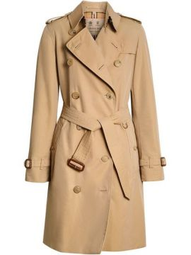 The Kensington Heritage Trench Coat - Burberry