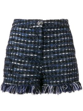 Tweed Short - Boutique Moschino