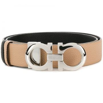 Double Gancio Belt - Salvatore Ferragamo