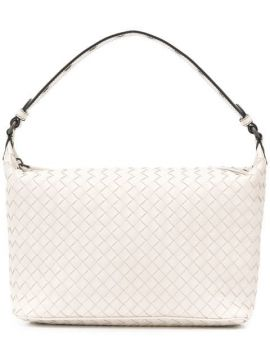 Eyelet Detail Shoulder Bag - Bottega Veneta