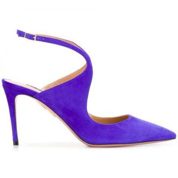 Talana Pointed Pumps - Aquazzura