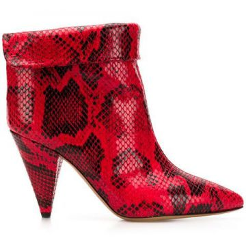Lisbo Ankle Boots - Isabel Marant