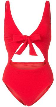 Maiô giselle Tie Front - Suboo