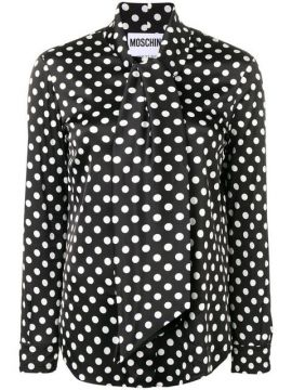 Pussy Bow Blouse - Moschino