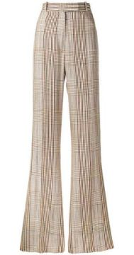 Long Plaid Trousers - Golden Goose Deluxe Brand