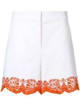 Embroidered Short - Emilio Pucci