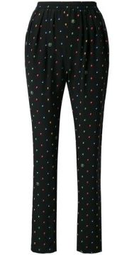 All-over Print Trousers - Stella Mccartney