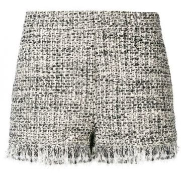 Woven Style Short - Twin-set