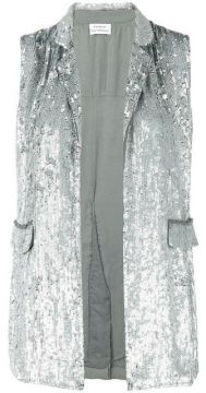 Sequinned Gilet - P.a.r.o.s.h.