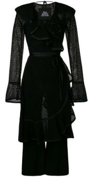 Layered Ruffle Jumpsuit - Marc Jacobs