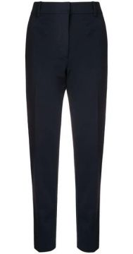 Stripe Tapered Trousers - Calvin Klein 205w39nyc