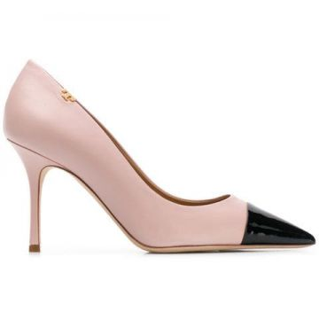 Penelope Cap-toe Pumps - Tory Burch