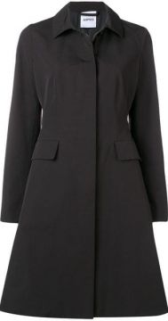 Buttoned Trench Coat - Aspesi
