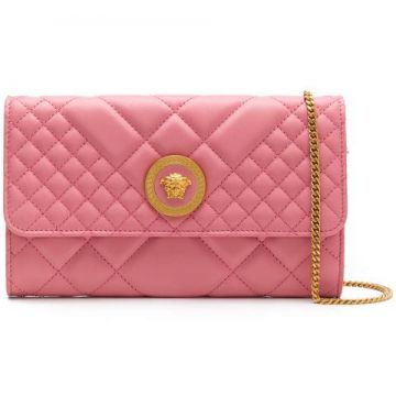 Quilted Clutch - Versace