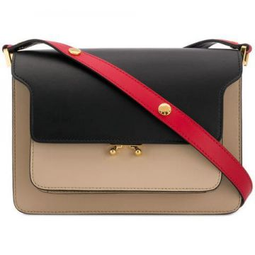 Trunk Shoulder Bag - Marni