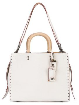 Bolsa Tote border Rivets Rogue - Coach
